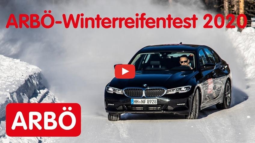 ARBÖ Winterreifentest 2020